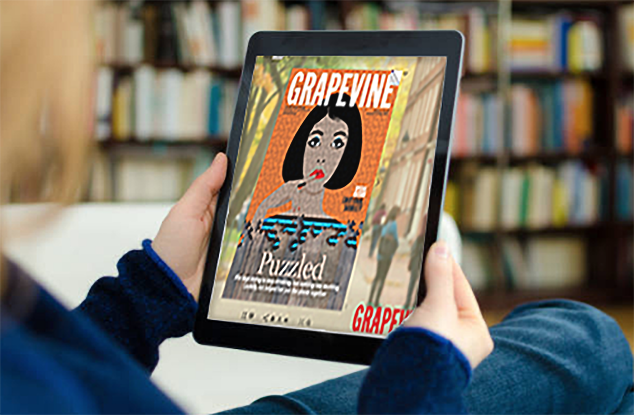 Try our new ePub edition of AA Grapevine magazine
