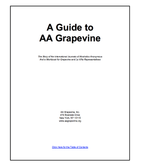 A Guide to AA Grapevine Cover